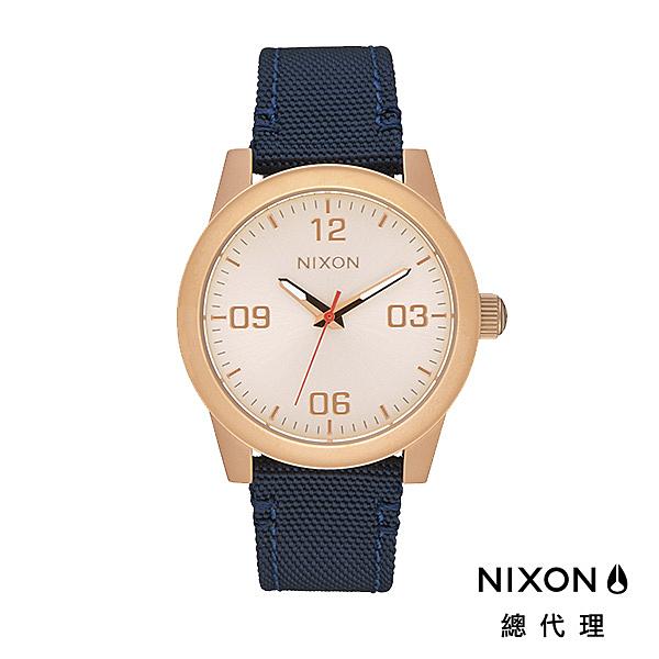 【官方旗艦店】NIXON G.I. 時尚配色 典雅設計 玫瑰藍 潮人裝備 潮人態度 禮物首選