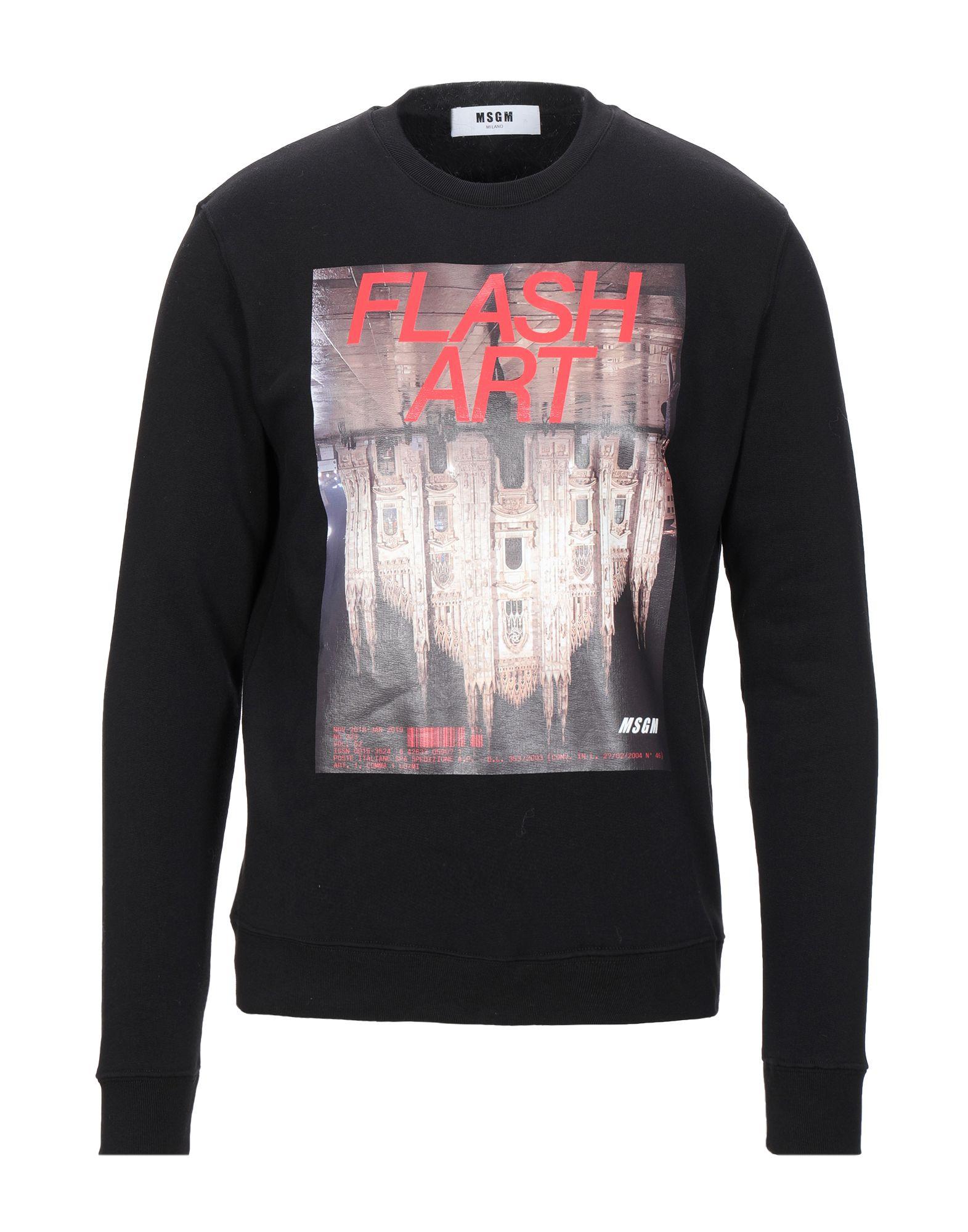 sweatshirt fleece, print, solid color, round collar, long sleeves, no pockets, fleece lining, large