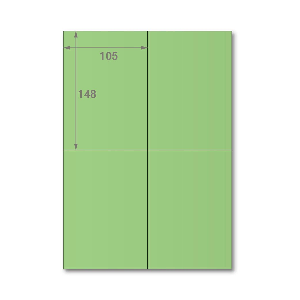 【萬用標籤貼】龍德高品質SGS檢驗合格三用電腦標籤貼紙(淺綠一箱裝)LD-803-G-B 可出貨用貼紙 影印 雷射 噴墨