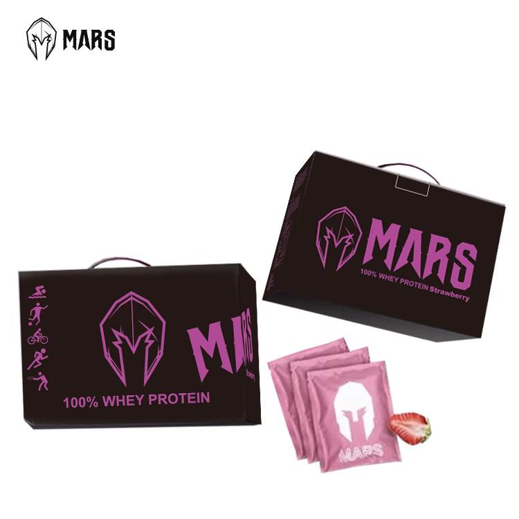 戰神Mars 低脂乳清 乳清蛋白 草莓牛奶 口味(超商寄送限一盒)