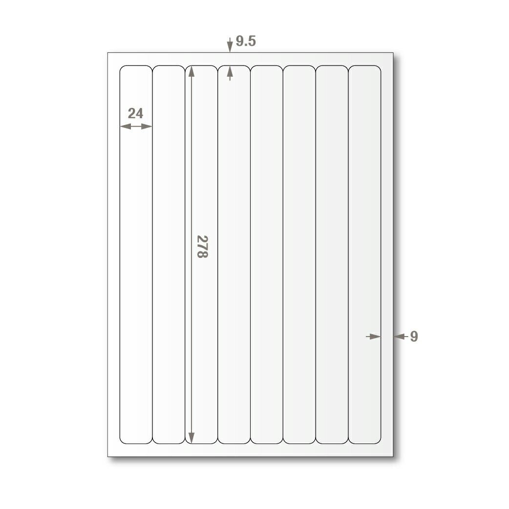 【萬用標籤貼】龍德高品質SGS檢驗合格三用電腦標籤貼紙(白色一箱裝)LD-866-W-B 可出貨用貼紙 影印 雷射 噴墨
