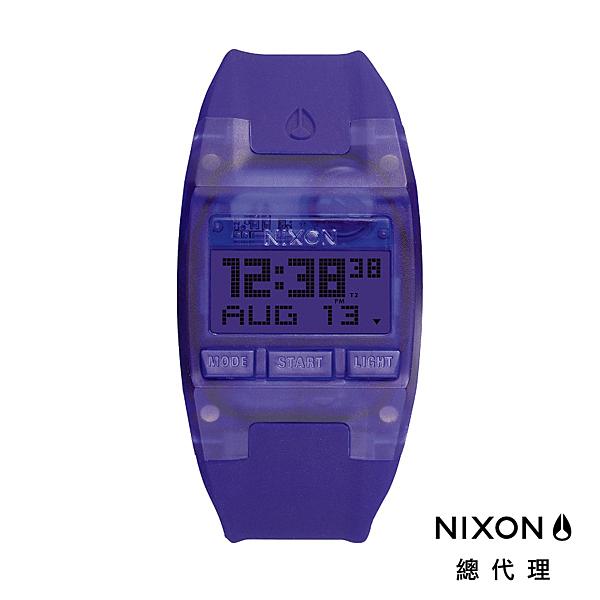 【官方旗艦店】NIXON COMP S 盛夏潮流 運動時尚 紫 潮人裝備 潮人態度 禮物首選