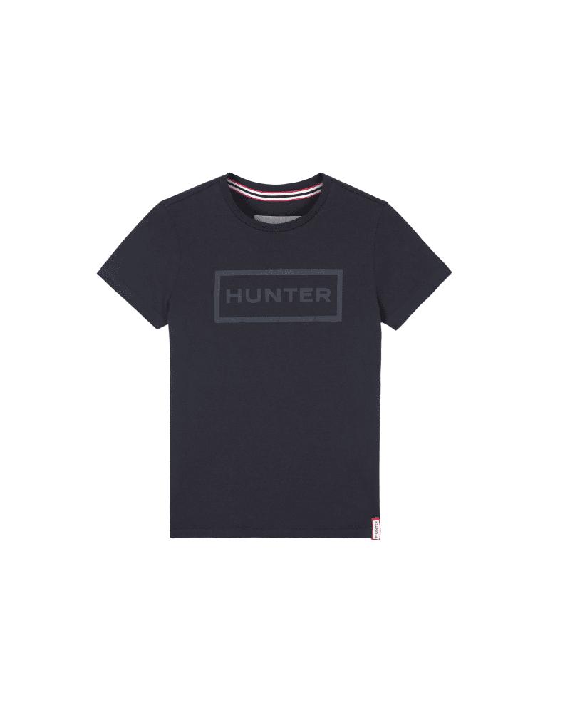 Ursprüngliches Kleines Kinderlogo-t-shirt