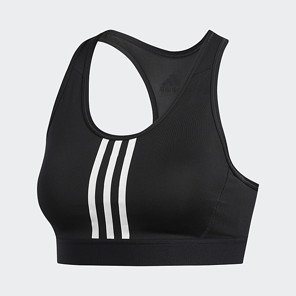Adidas Don't Rest 女款黑色運動內衣-NO.FJ7248