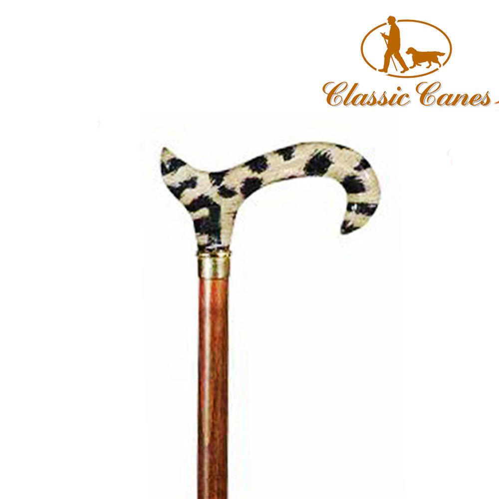 英國Classic Canes 造型權杖-琥珀紋造型(92cm)
