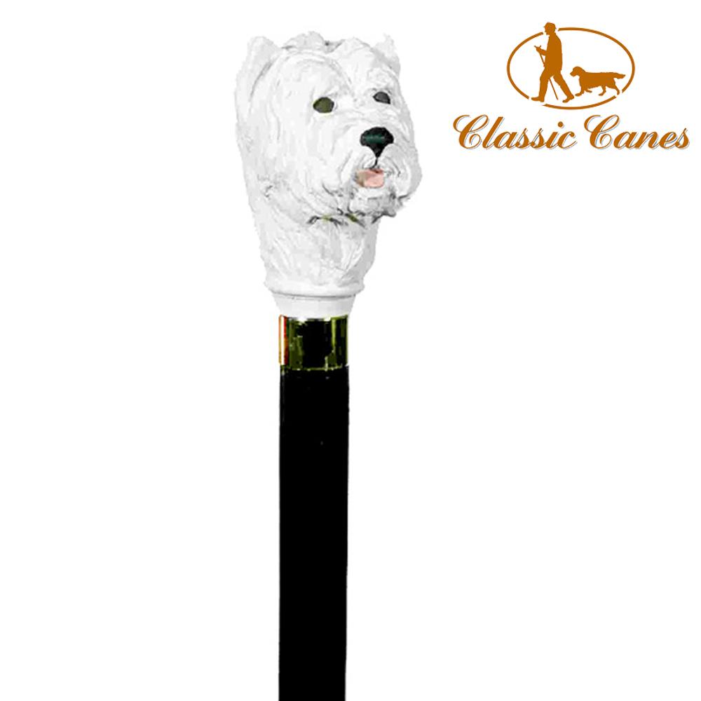 英國Classic Canes 造型權杖-西高地白梗造型 (92cm)
