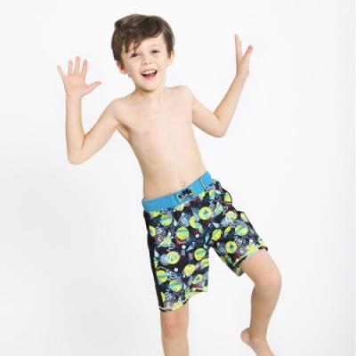 澳洲Sunseeker泳裝抗UV防曬海灘褲泳褲-大男童-4192015BLA