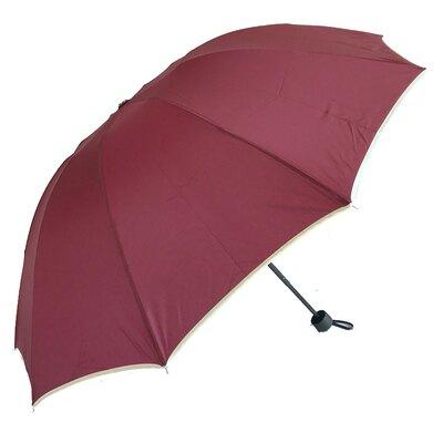 十骨折疊傘 新款十骨雨傘男女雙人折疊大傘面晴雨傘商務傘強力拒水327E『SS3315』