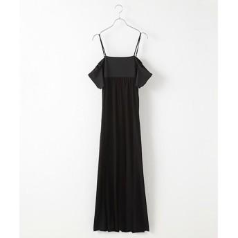 DRESS UP CLOSET/ドレスアップクローゼット Bustier jersey dress Black 36