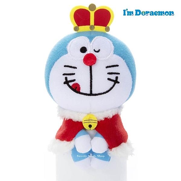 日本限定 chokkorisan 哆啦a夢 Doraemon 國王版 50週年 趣味 寫真小玩偶娃娃