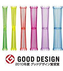 日本製/日本 NEO ANION 燙髮卷Φ24 /長130 mm/10入/燙髮專用髮卷 質感優 材質輕 耐藥劑
