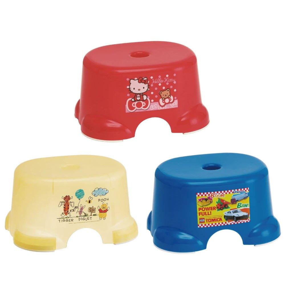 日本SKATER兒童浴室坐凳板凳小浴椅浴室椅矮凳踩腳椅/BS24N