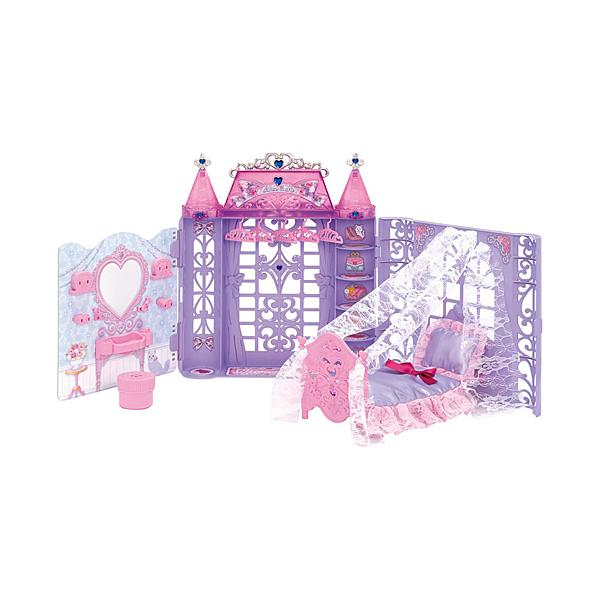 莉卡娃娃配件 公主城堡房間_LA11069