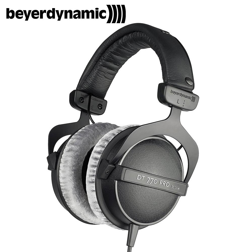 ◆快速到貨◆Beyerdynamic DT770 Pro 80歐姆版 監聽耳機
