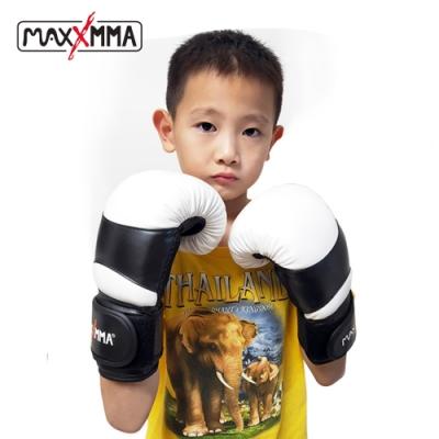 MaxxMMA 兒童熊貓拳擊手套-6oz