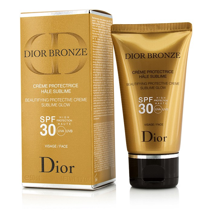迪奧 - Dior Bronze Beautifying Protective Creme Sublime Glow銅色