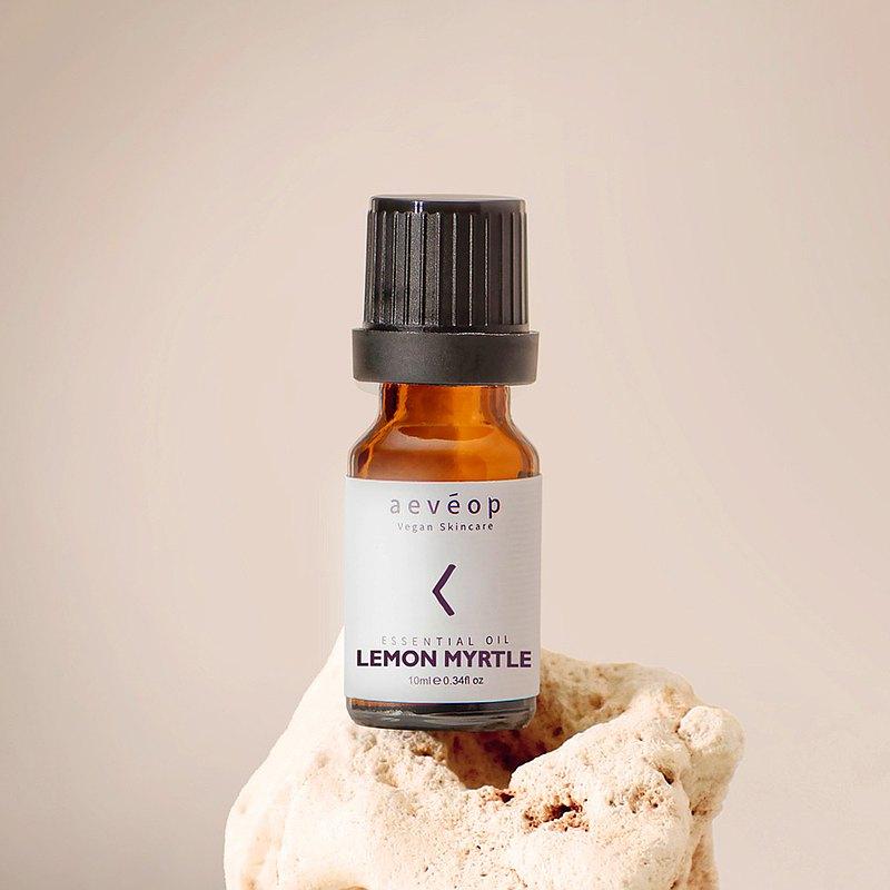 檸檬香桃木精油10mL 脈輪精油 舒緩情緒 抗菌 芳療 薰香