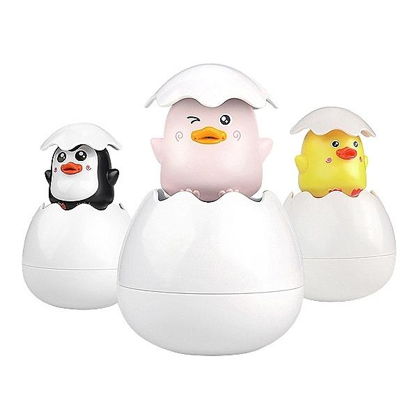 蛋殼動物寶寶灑水玩具(1入) 款式隨機出貨【小三美日】