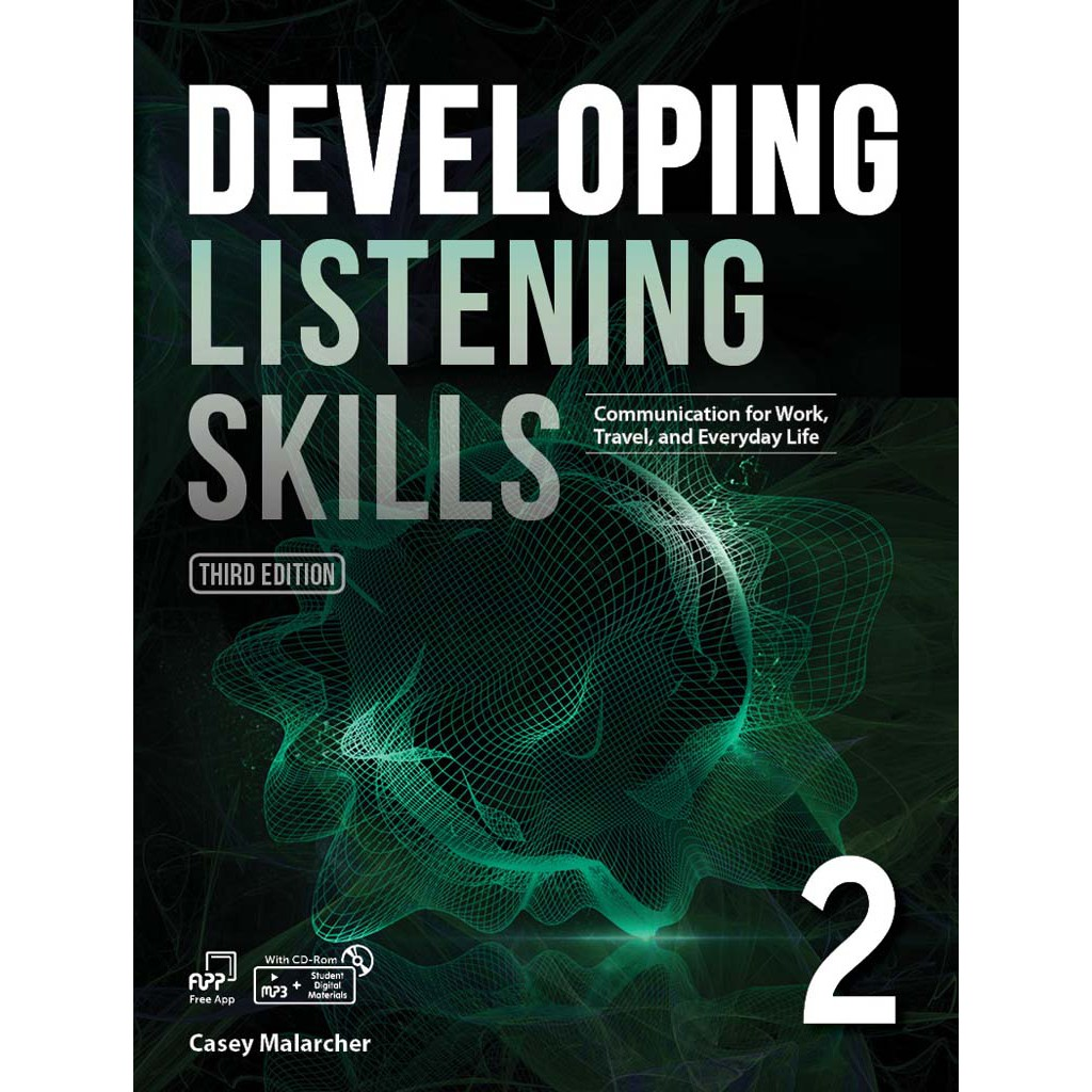 Developing Listening Skills 2 3/e (with MP3)