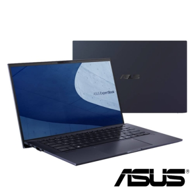 ASUS B9450FA-0211A10210U ExpertBook 14吋商務筆電 i5-10210U/16G/512GB M.2 SSD