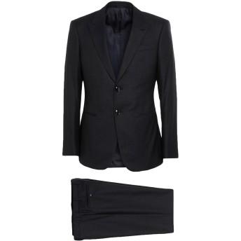 《セール開催中》GIORGIO ARMANI メンズ スーツ ダークブルー 46 バージンウール 100%