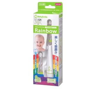 Babysmile 炫彩變色兒童電動牙刷(綠色)