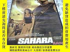 二手書博民逛書店SAHARA罕見(DVD)Y25747