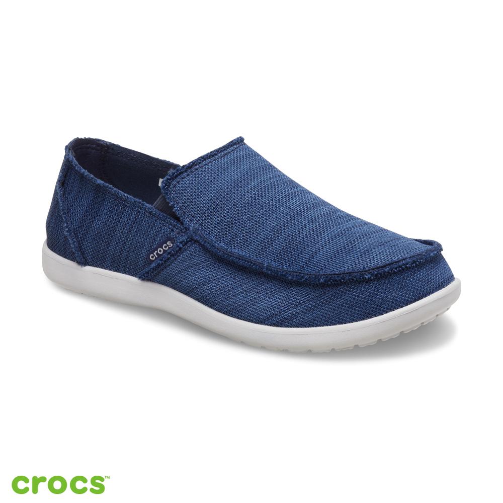 Crocs 卡駱馳 (男鞋) 聖克魯茲休閒便鞋 206074-464