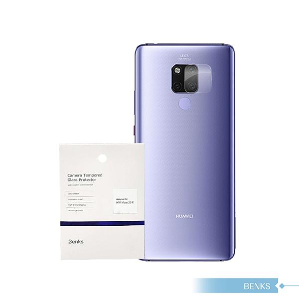 【BENKS】HUAWEI Mate20 X 手機鏡頭保護膜 2pcs(盒裝)