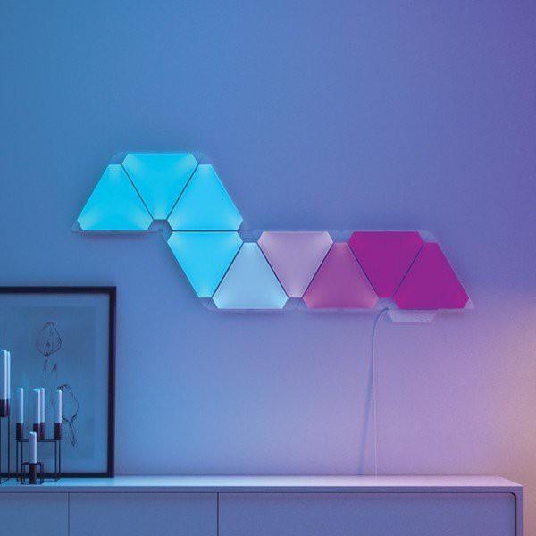 加拿大Nanoleaf Light Panel smarter kit智能奇光板LED Homekit