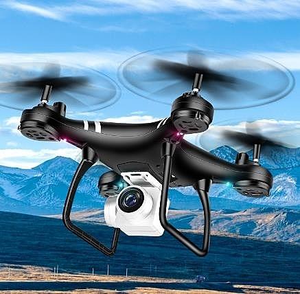 空拍機 無人機高清專業航拍小型小學生兒童男孩玩具四軸飛行器遙控飛機 叮噹百貨