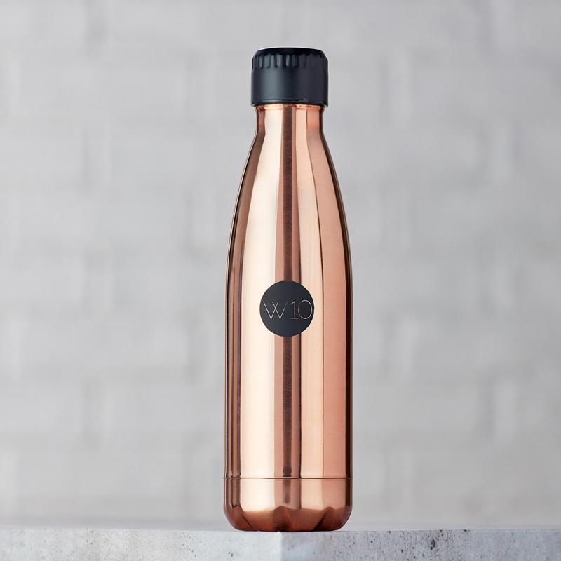 曲線保溫瓶(兩色可選) BEVINGTON平光黑