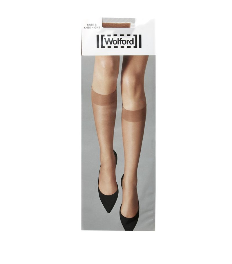Wolford Individual 10 Knee-High Socks