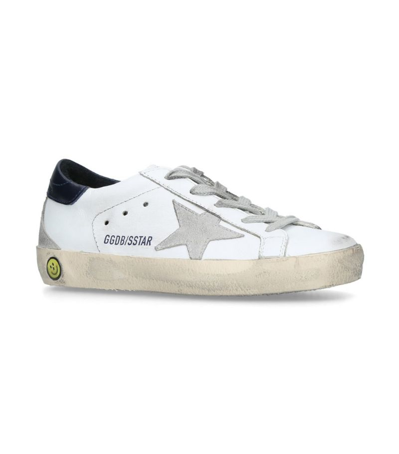 Golden Goose Leather Superstar A5 Sneakers