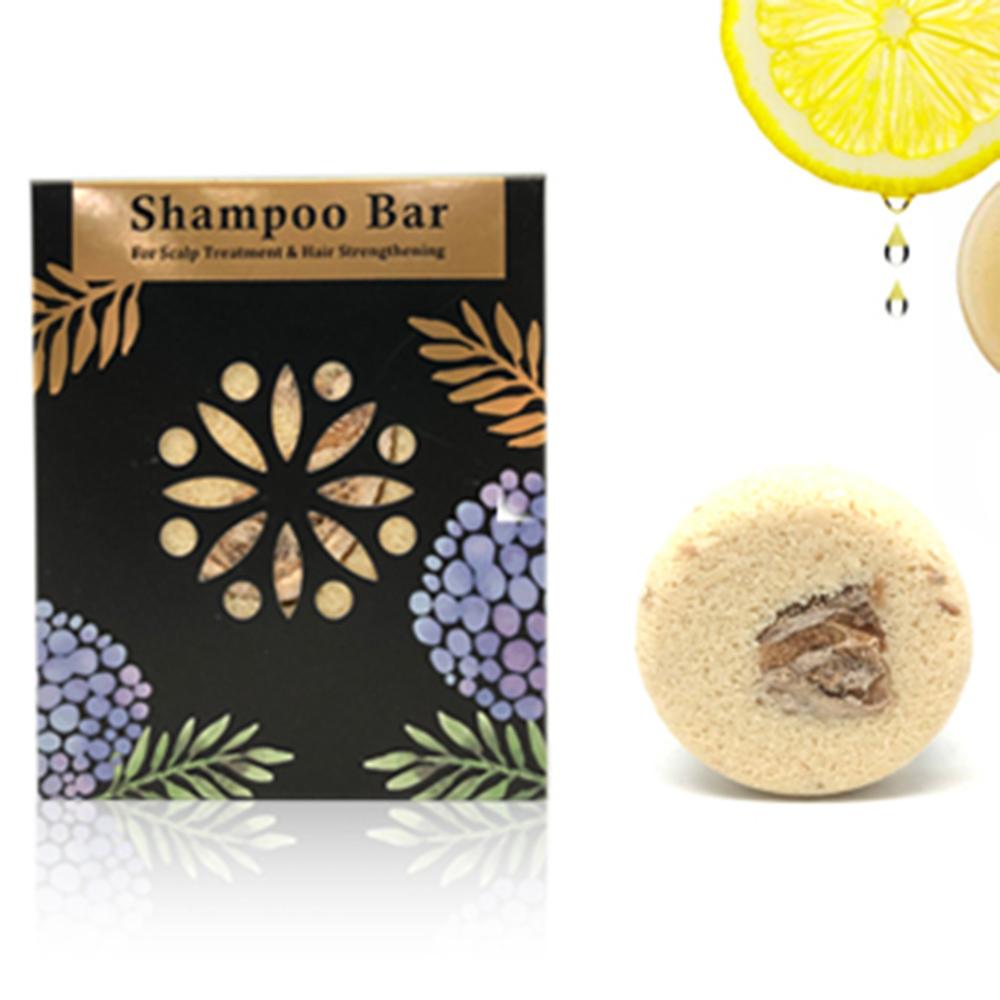 【芙玉寶】潔淨清爽洗髮餅(黃金比例)x2盒