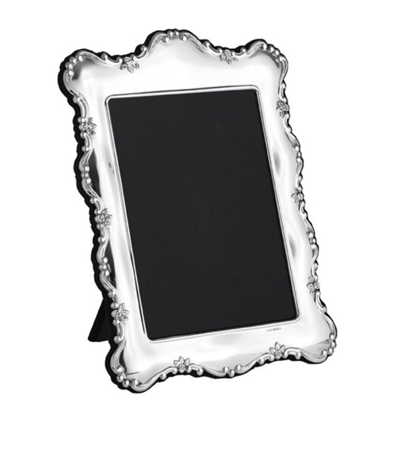 """Carrs Silver Traditional Sterling Silver Frame (10"""" X 8"""")"""