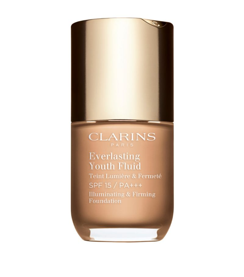 Clarins Everlasting Youth Fluid Foundation Spf 15