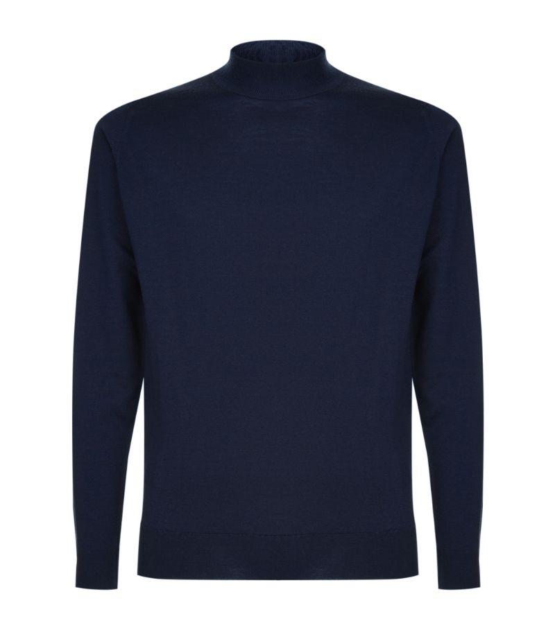 John Smedley Harcourt Merino Wool Sweater