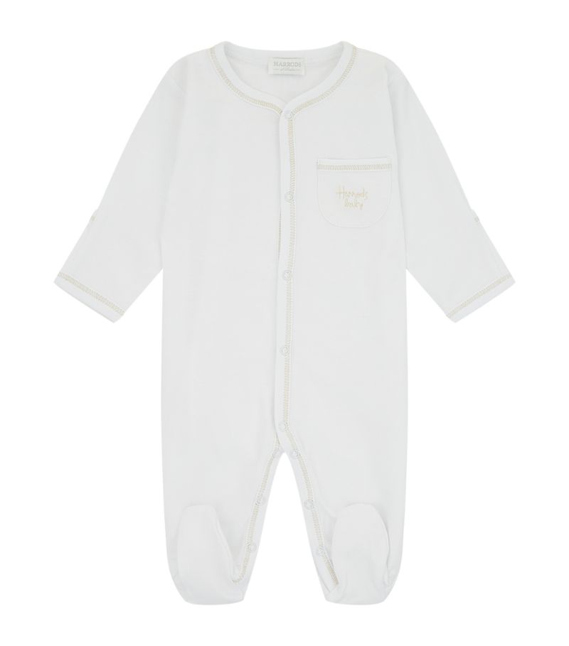 Harrods Of London Pima Cotton All-In-One (0-18 Months)