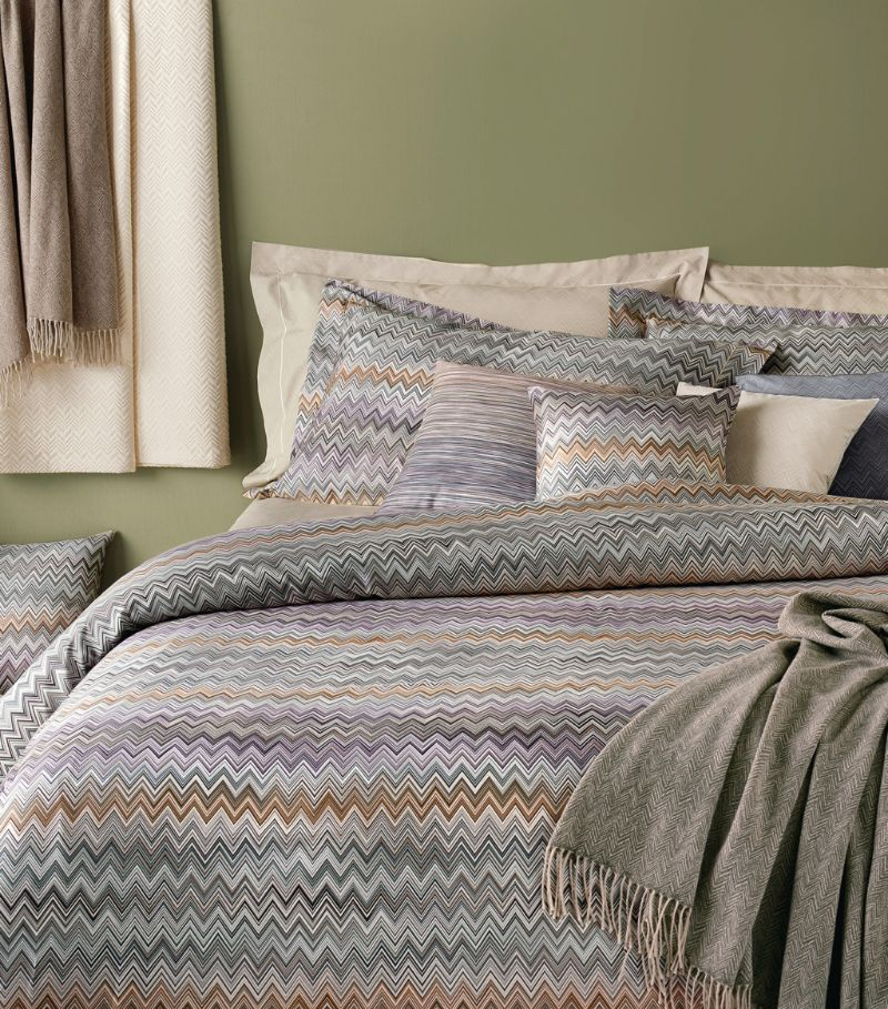 Missoni Home John Super King Duvet Cover (260Cm X 220Cm)
