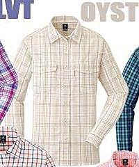 [好也戶外]mont-bell Wickron 女款長袖雙口袋襯衫/米白 No.1114277/OYST