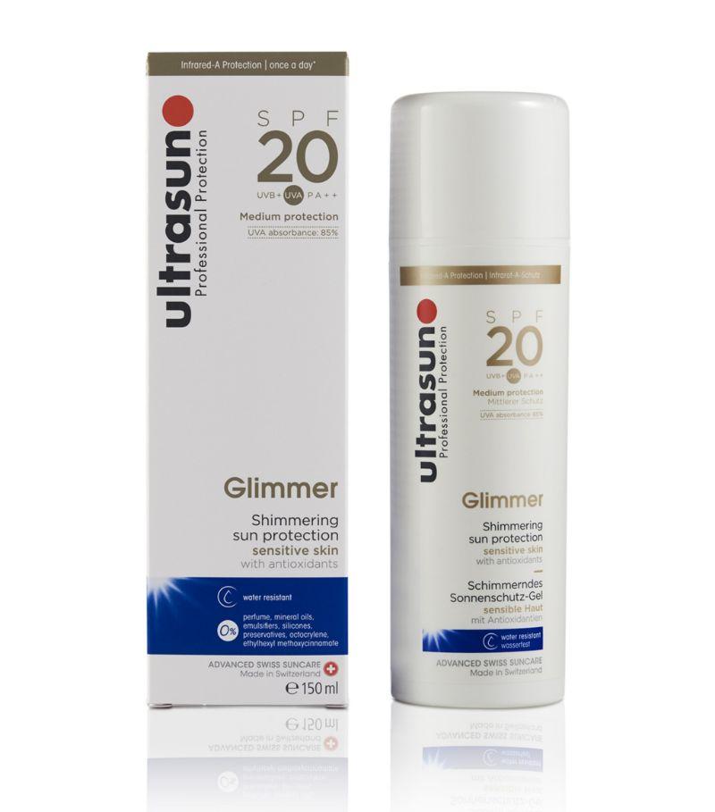 Ultra Sun Glimmer Protection Spf20