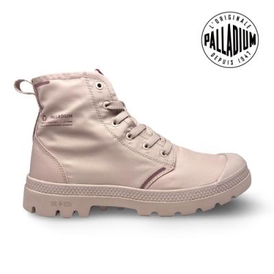 PALLADIUM PAMPA LITE+ RCYCL WP+再生纖維輕量防水靴-中性-玫瑰粉