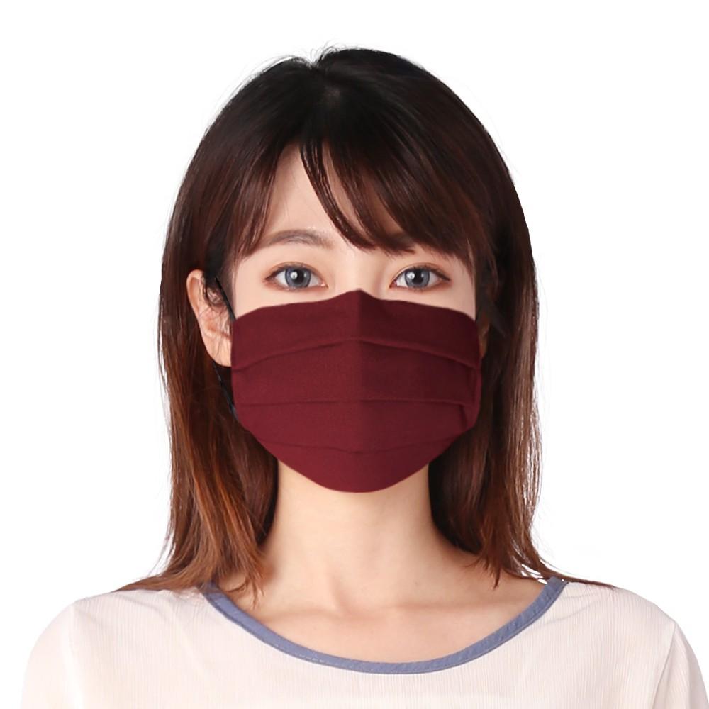 5B2F【五餅二魚】濾材式布口罩-2入組 (不含濾材)