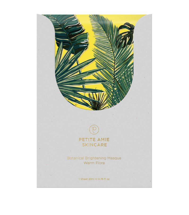 Petite Amie Warm Flora Botanical Brightening Masque (23Ml)