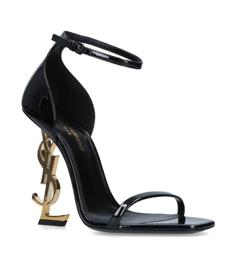 Saint Laurent Patent Opyum Sandals 110