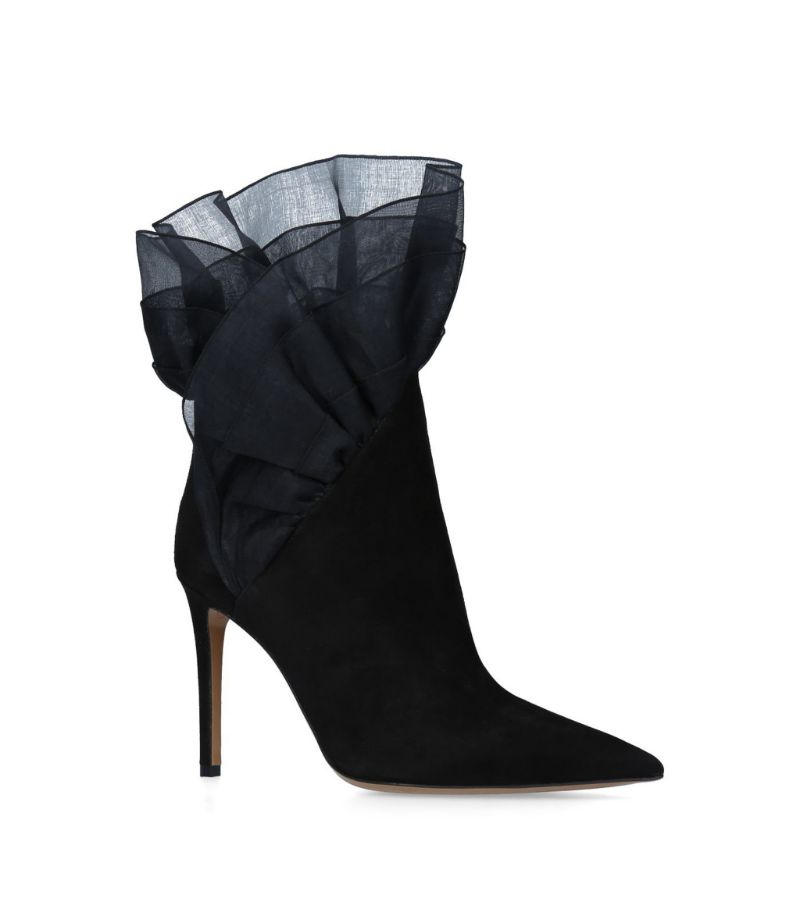 Alexandre Vauthier Polly Boots 100