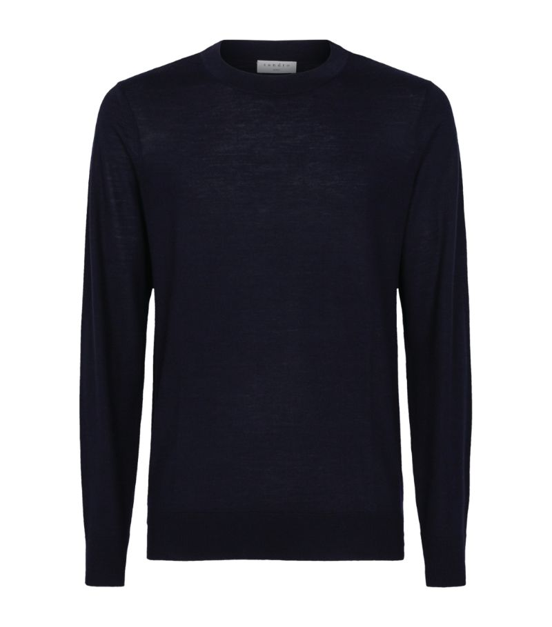 Sandro Paris Knitted Sweater