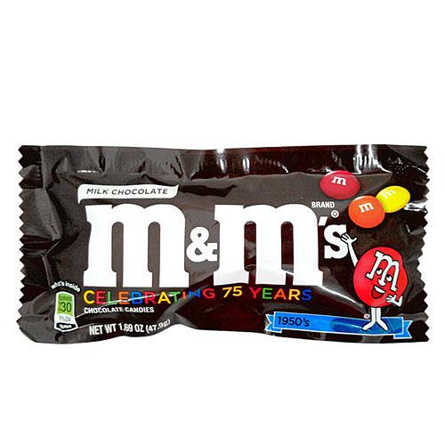 M&Ms 牛奶巧克力 47.9g/包【康鄰超市】