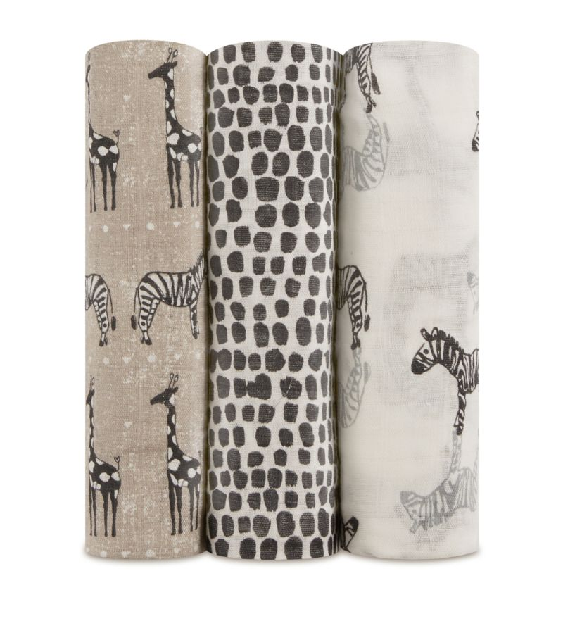 Aden + Anais Sahara Swaddles (Pack Of 3)